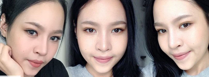 เปลี่ยนตาเหวี่ยงเป็นตาหวาน ยิ้มรับตาสองชั้นอันใหม่