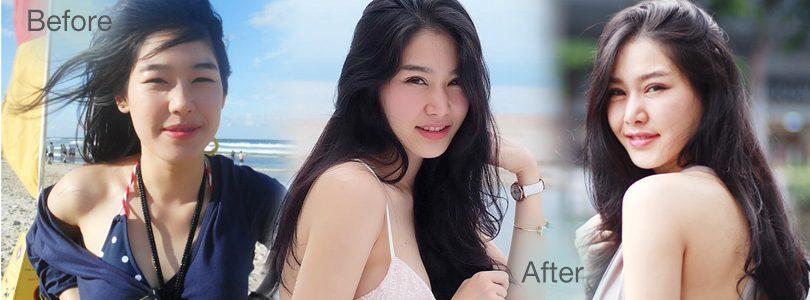 [CR][SR]แชร์มหากาพย์ความสวย เปลี่ยนตัวเองจากหมวยซิ้มเป็นหมวยเกาหลีค่ะ